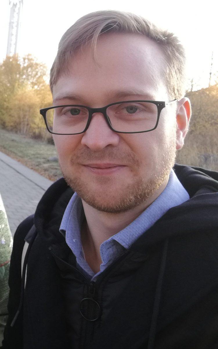 Nino Haustein, Sprecher Bündnis90/Die Grünen Pirna