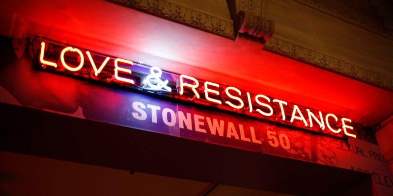 Symbolbild für die Stonewall Inn Bar und die Christopher Street