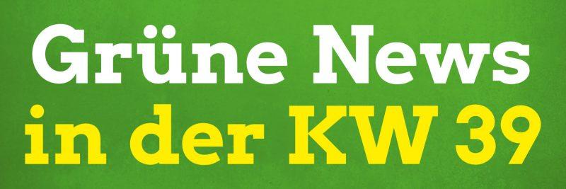 Themen in den Pirnaer Grüne News zur KW 39 in 2020 sind u. a. die weltweiten Klimaproteste, der versiegende Golfstrom, die Verkehrswende in Sachsen, das Verbrenner-Verbot in Großbritannien, die neue Flotte der Deutschen Bahn, und mehr.