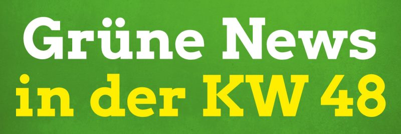 In den Pirnaer Grüne News der Kalenderwoche 48 in 2020 mit dabei: Erforschung der Energiewende in Zwickau, Rechtsextremismus in Sachsen und Internet, Recht auf Reparatur des Smartphones, zwei Arten der Gewinnung von Wasserstoff und mehr.